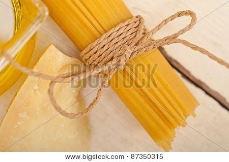 Italian Pasta Basic Food Ingredients