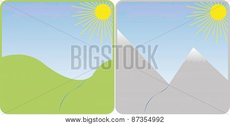 Montain_hill_simple_square
