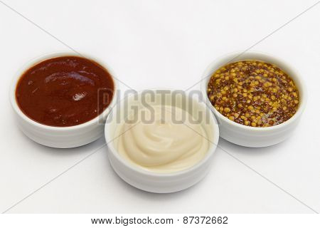 Different Sauces For Barbecue