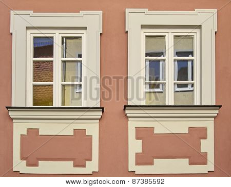 vintage home windows Bamberg Germany