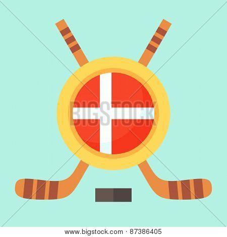 Hockey In Denmark