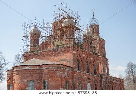 Restoration of Orthodox Church