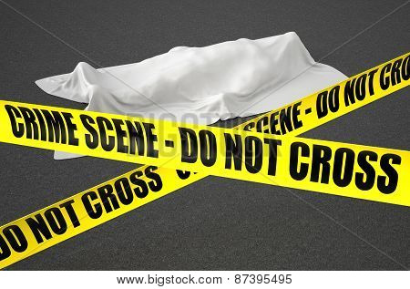 Crime Scene Concept