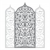picture of arabian  - Arabian ornament vector illustration - JPG