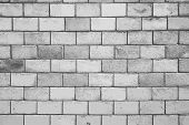 picture of dirty  - dirty brick wall - JPG