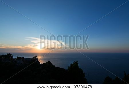 Mediterranean Sunset