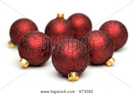 Christmas Tree Ornaments Iii