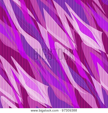 Seamless Pattern Abstract Modern Retro Texture Background