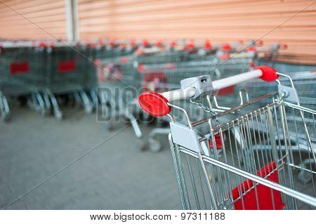 Mall Shopping Carts