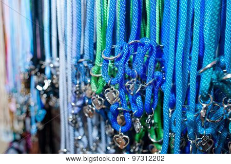 Show Leads On Market Stall