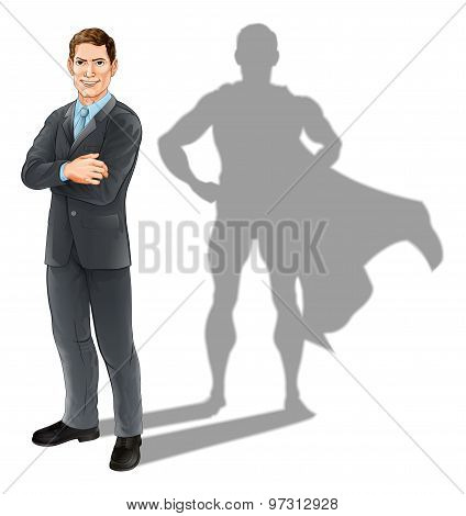 Businessman Hero