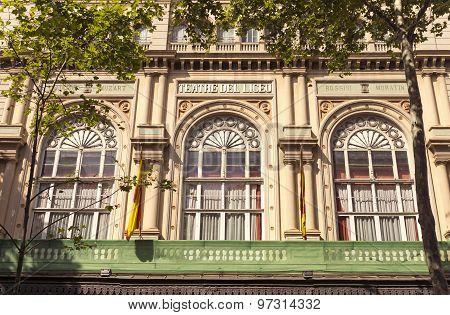 Theatre Del Liceu
