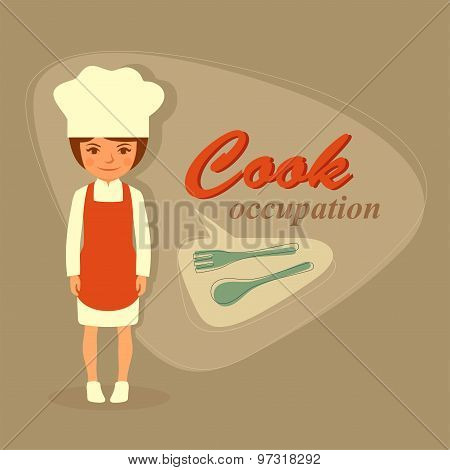 cook profession,