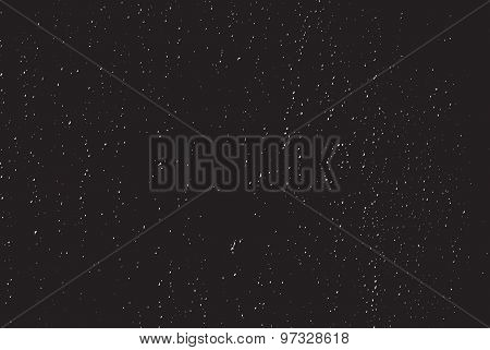 Grunge Black And White Abstract Background Point Indiscriminate Elements