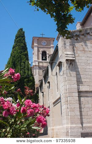 Church In Cassis