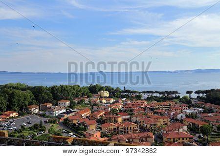 Bolsena Lake, Viterbo - Italy