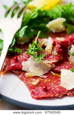 Carpaccio From Veal.