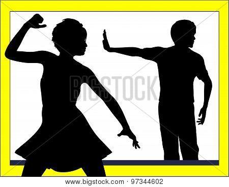 Ignoring Marital Problems