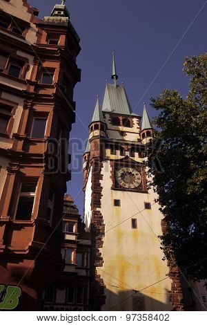EUROPE GERMANY BLACKFOREST FREIBURG