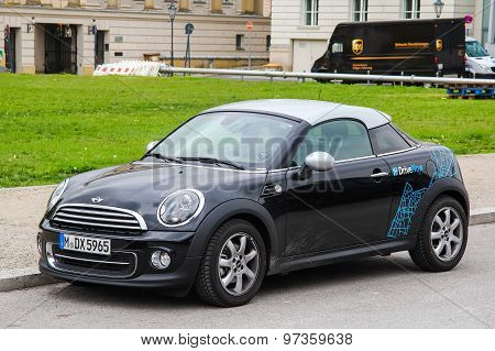 Mini Cooper Coupe