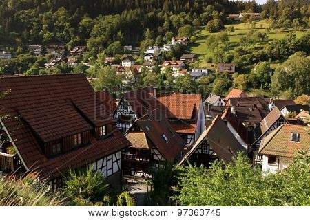 Europe Germany Blackforest