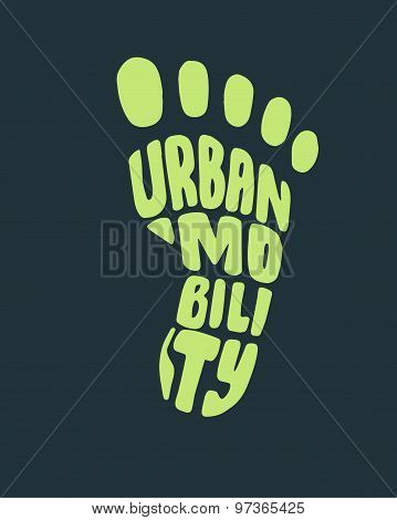 Urban Mobility Foot