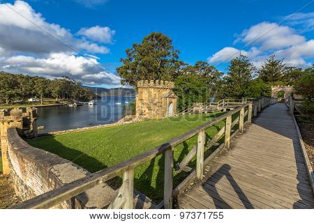Guard Tower Port Arthur