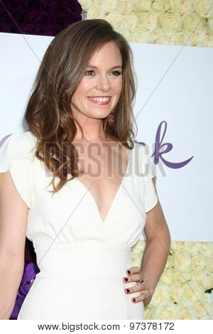 LOS ANGELES - JUL 29:  Rachel Boston at the Hallmark 2015 TCA Summer Press Tour Party at the Private Residence on July 29, 2015 in Beverly Hills, CA