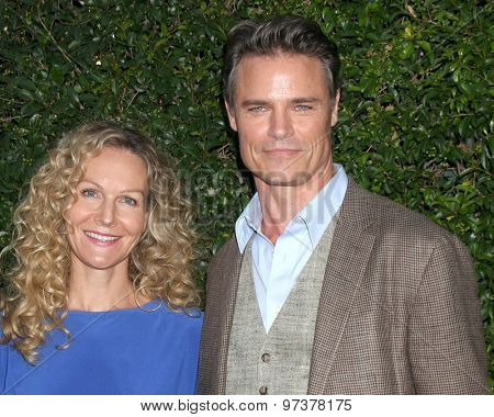 Gavin O'ConnorLOS ANGELES - JUL 29:  Dylan Neal at the Hallmark 2015 TCA Summer Press Tour Party at the Private Residence on July 29, 2015 in Beverly Hills, CA