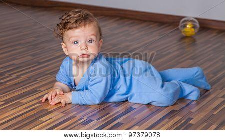 7 Months Baby Boy