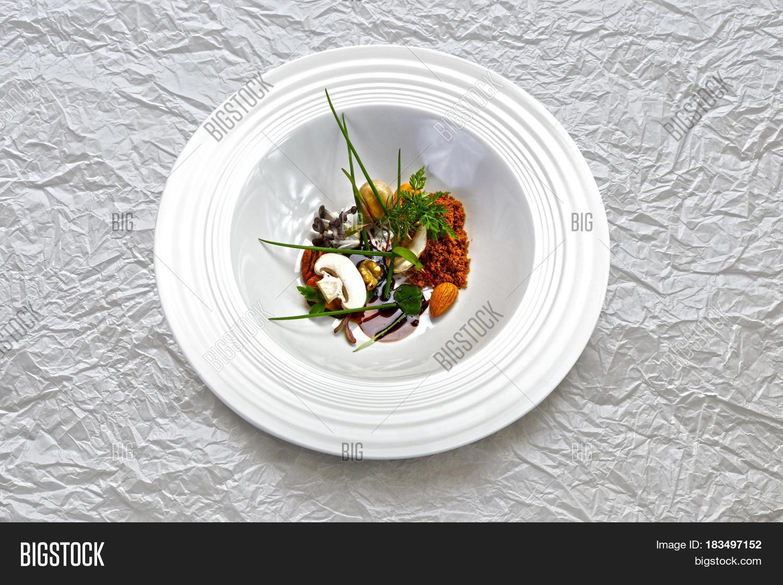 Haute cuisine image photo bigstock for Haute cuisine