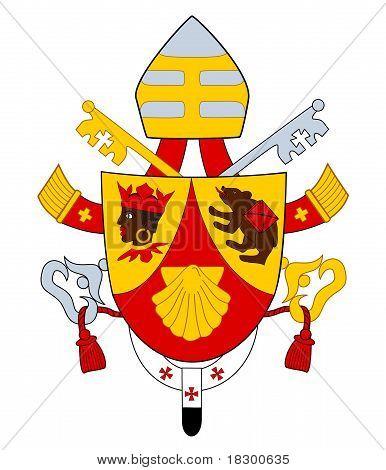 Coat Of Arms Of Benedict Xvi