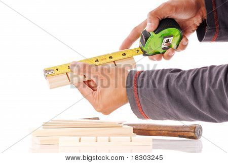 Measuring Wood