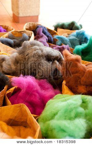 wool flock
