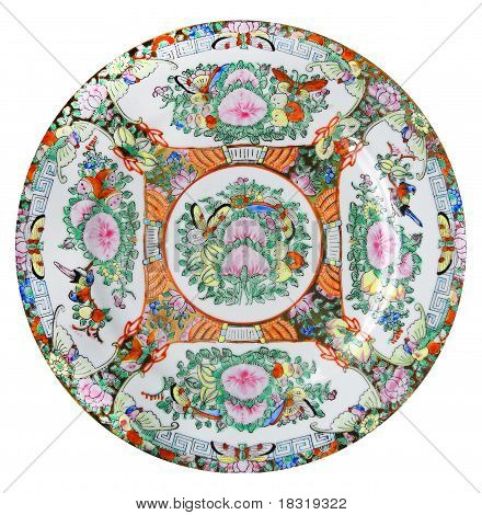 One Chine Plate