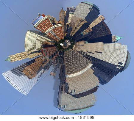 New York City Planet