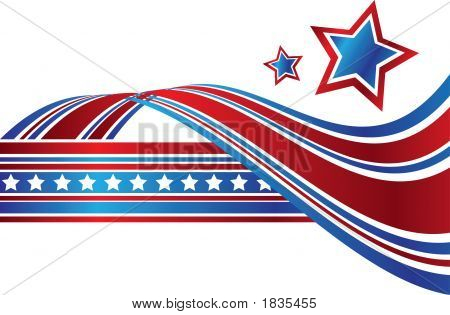 Patriotic Abstract