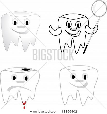 Tooth collection
