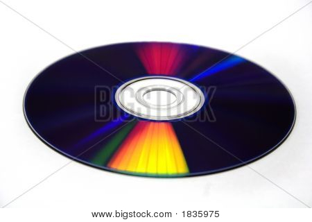 Compact Disc Colors