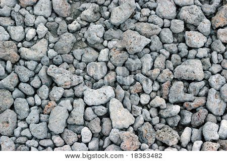 Abstract background of volcanic rocks in Hawaii