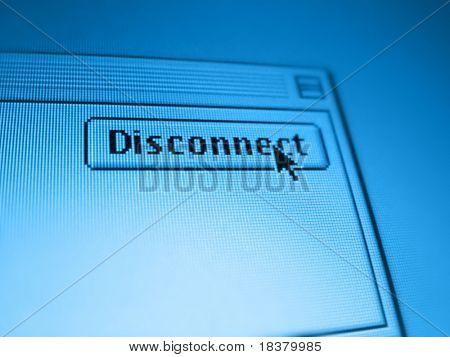 Desconecte
