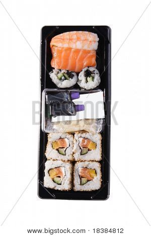 sushi pack