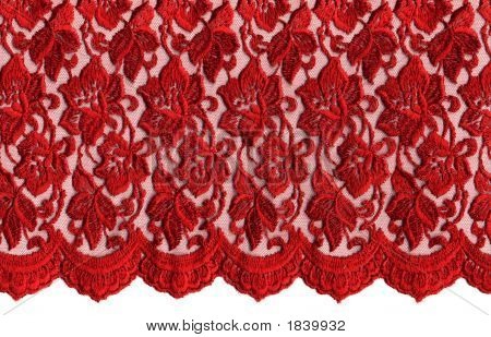 Red  Lace