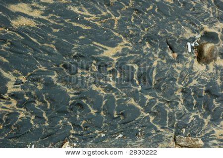 Oil Spilled Pollution