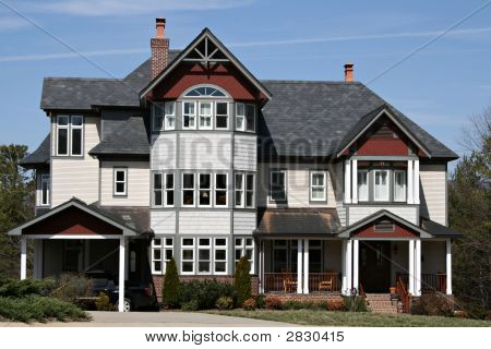 Decorative Large Home