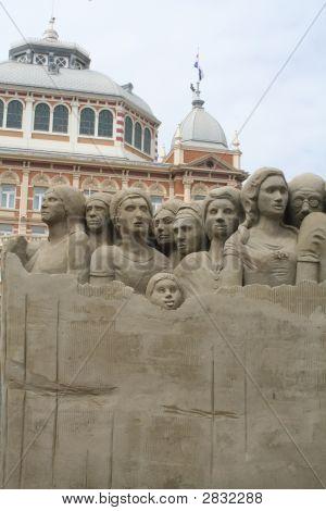 Sandsculpture