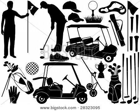 Sistema del golf