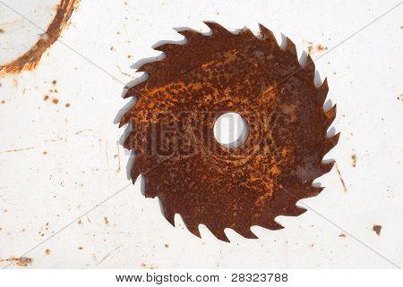 The Rusty Sircular Saw