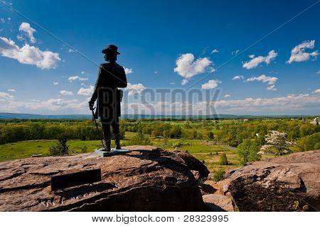 Springtime in Gettysburg