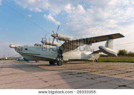 Beriev Be-12 Plane